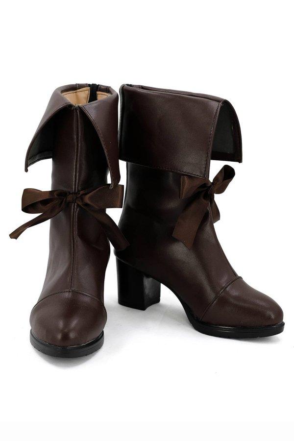 Boku no Hero Academia My Hero Academia Tsuyu Boots Cosplay Shoes