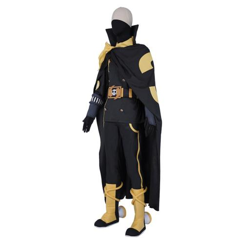 ONE PIECE VinsmokeFamily Combat Suit-Vinsmoke Sanji Cosplay Costume Halloween Carnival Outfit