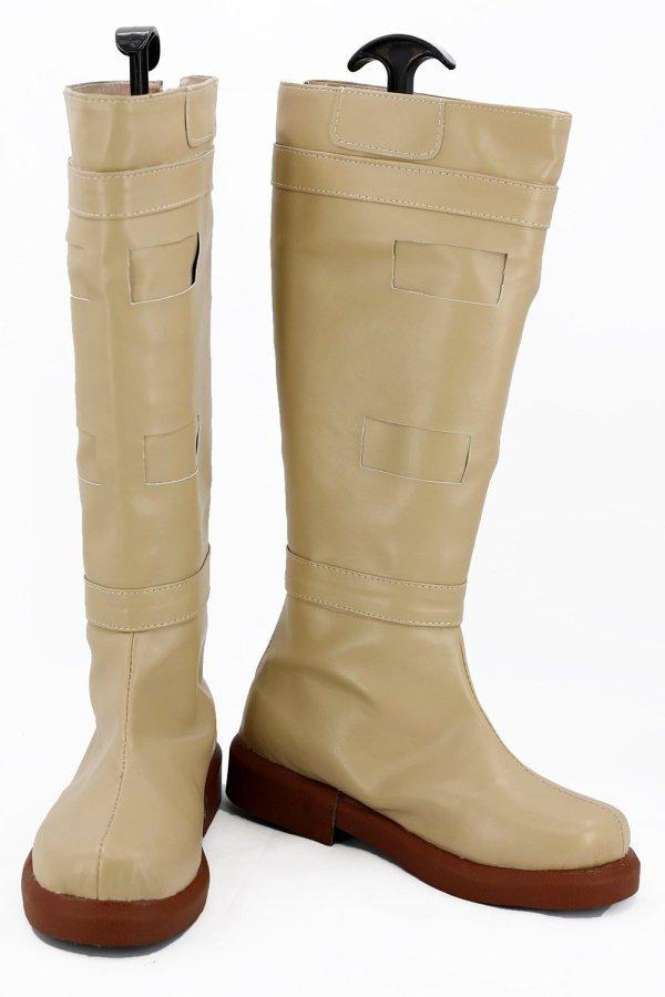 Star Wars Padmé Amidala Boots Cosplay Shoes