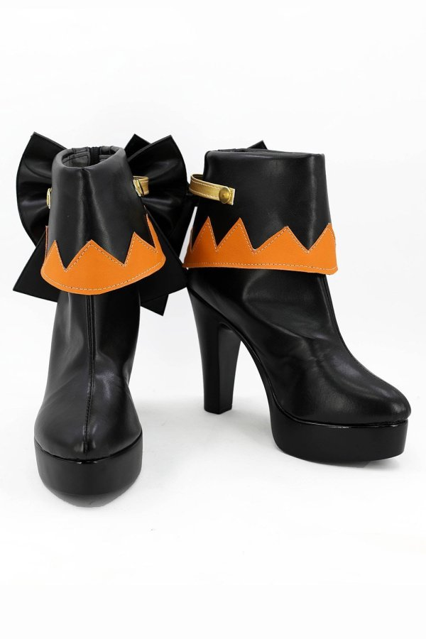 Date A Live Seven Deadly Sins Boots Cosplay Shoes
