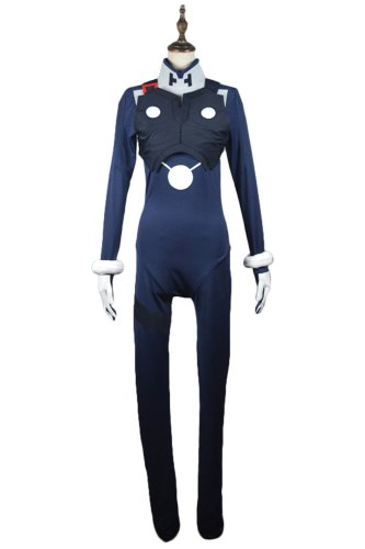 DARLING in the FRANXX HIRO Code 016 Pilot Outfit Suit Cosplay Costume