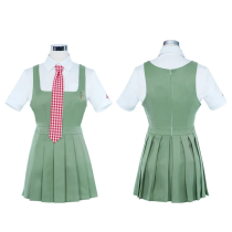 Super Danganronpa 2: Goodbye Desperate Academy Uniform Dress Outfit Mahiru Koizumi Halloween Carnival Suit Cosplay Costume