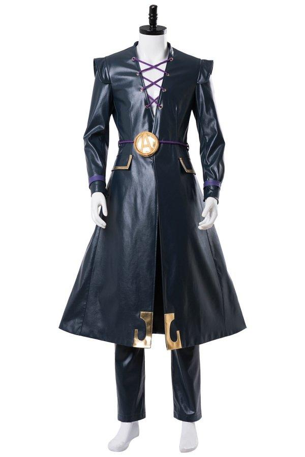 JoJo's Bizarre Adventure: Golden Wind Leone Abbacchio Cosplay Costume