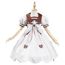 Jibaku Shounen Toilet-Bound Hanako-kun Kids Girls Dress Outfit Nene Yashiro/Aoi Akane Halloween Carnival Suit Cosplay Costume