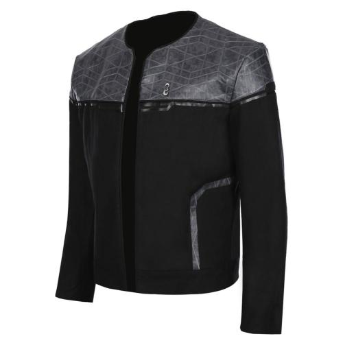 Picard Star Trek: Picard Coat Cospaly Costume
