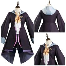 Wandering Witch: The Journey of Elaina Women Dress Outfit Elaina Halloween Carnival Suit Cosplay Costume