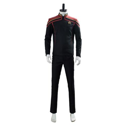 Star Trek Picard-Jean-Luc Picard Unfirt Outfit Cosplay Costume