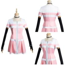 Akudama Drive Dress Outfit Ordinary Person Halloween Carnival Suit Cosplay Costume