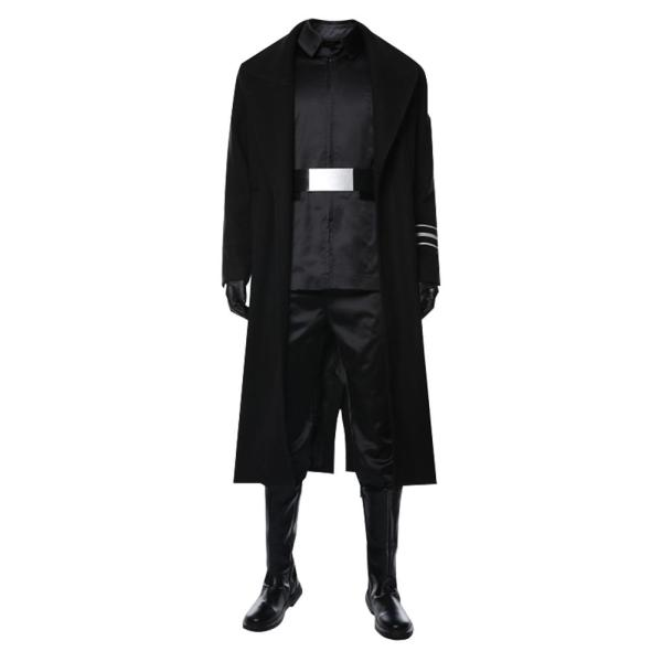 Star Wars: The Rise of Skywalke Armitage Hux Cosplay Costume