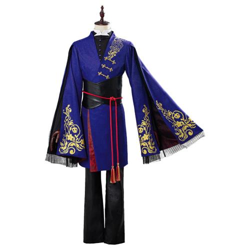 Twisted Wonderland Game Halloween Carnival Costume Epel Felmier Cosplay Costume