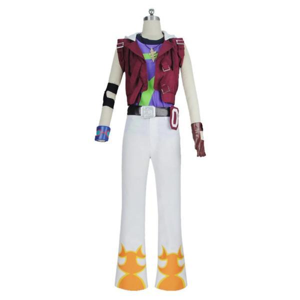 Duel Monsters Yuma Tsukumo Uniform Cosplay Costume