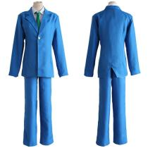 Detective Conan Case Closed Kudou Shinichi Jimmy Kudo Cosplay Costume