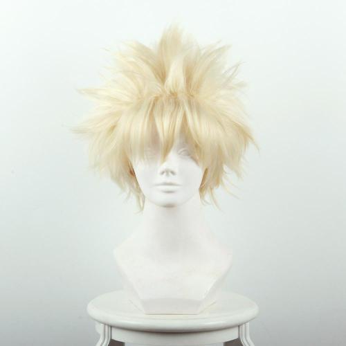 Boku no Hero Academia My Hero Academia Katsuki Bakugo Wig Cosplay Wigs