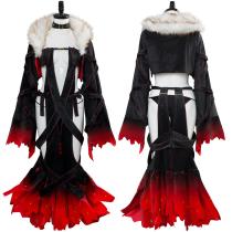 Fate/Grand Order Assassin Yu Mei Ren Cosplay Costume