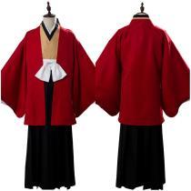 Demon Slayer: Kimetsu no Yaiba Tsugikuni Yoriichi Suit Cosplay Costume