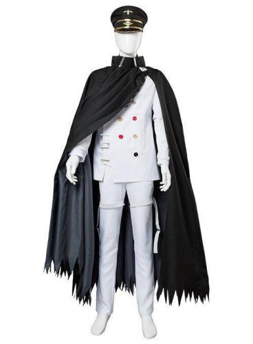 Danganronpa V3: Killing Harmony Ouma kokichi Outfit Cosplay Costume
