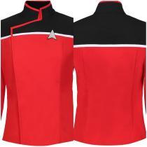 Star Trek: Lower Decks Season 1 Female Women Uniform Coat Cosplay Costume