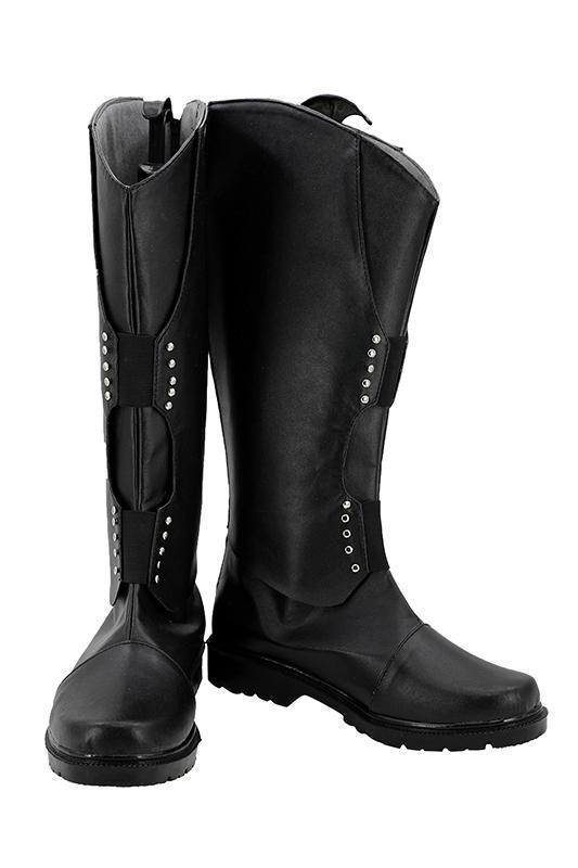 Thor 3 Ragnarok Loki Cosplay Boots Halloween Shoes