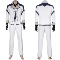 Demon King Academy Shirt Pants Outfit Anos Voldigoad Halloween Carnival Suit Cosplay Costume