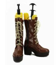 Persona 5 Anne Ann Takamaki Boots Cosplay Shoes