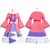 Maoujou de Oyasumi Sleepy Princess in the Demon Castle Dress Outfit Aurora Suya Rhys Kaymin Halloween Carnival Suit Cosplay Costume