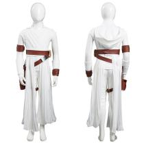 Star Wars: The Rise of Skywalker Kids Children Pants Top Outfit Rey Halloween Carnival Suit Cosplay Costume
