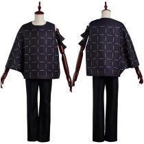 Jujutsu Kaisen Pants Top Outfit Mahito Halloween Carnival Suit Cosplay Costume