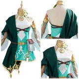 Kokkoro Princess Connect! Re: Dive Cosplay Costume Dress Outfit