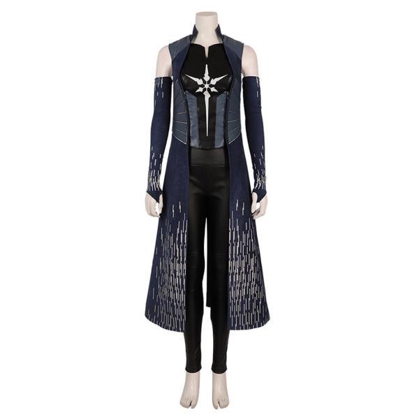The Flash Season 6 Killer Frost Caitlin Snow Cosplay Costume