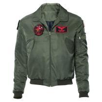 Top Gun: Maverick Bomber Jacket Cosplay Costume