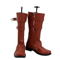 Video Game Code Vein Louis Rui Boots Cosplay Shoes
