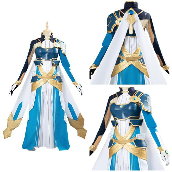 Sword Art Online SAO Halloween Uniform Asada Shino Cosplay Costume Custom Made