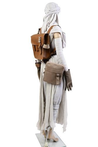 Star Wars VII: The Force Awakens Rey Cosplay Costume
