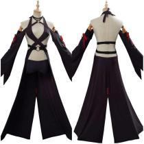 Fate/Grand Order Yu Meiren Cosplay Costume