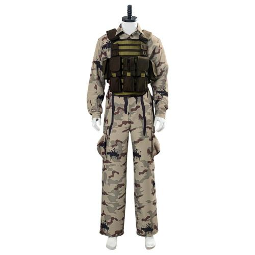 Cliff Death Stranding Suit Cosplay Costume