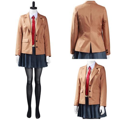 Rascal Does Not Dream of a Dreaming Girl School Uniform Outfit Azusagawa Sakuta/Sakurajima Mai Halloween Carnival Suit Cosplay Costume