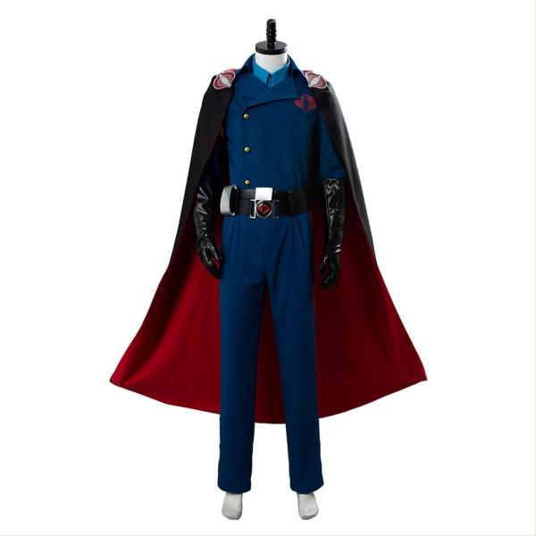 G.I. JoeThe Rise of Cobra Commander Outfit Cosplay Costume