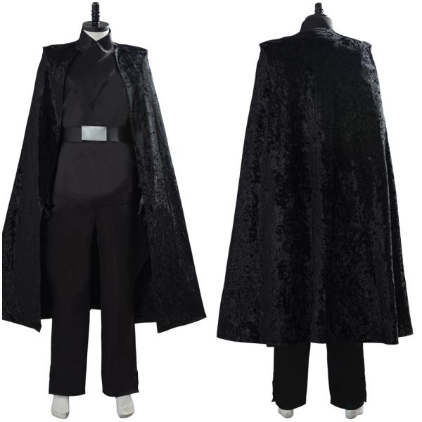 Enric Pryde Star Wars 9: The Rise Of Skywalker Allegiant General Final Order Uniform Cosplay Costume
