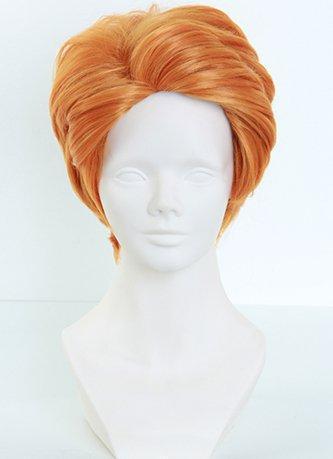 Zootopia Fox Nick Cosplay Wigs Orange