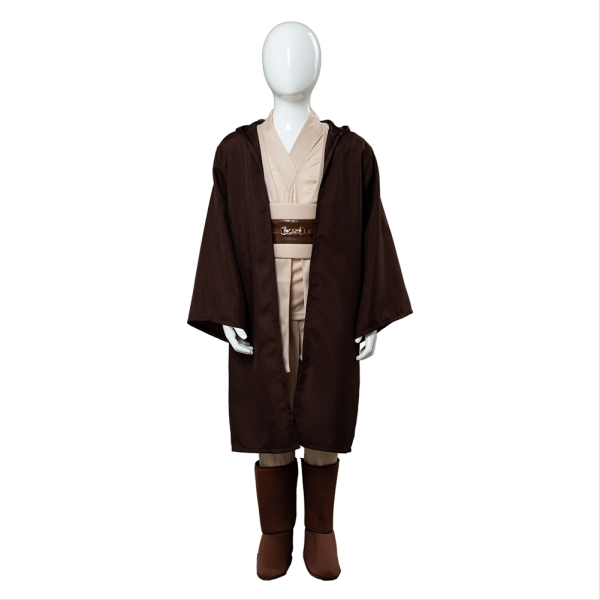 Star Wars Obi Wan Kenobi Jedi Child Halloween Cosplay Costume