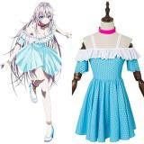 K Project K Seven Stories Neko Miyabi Ameno Cosplay Costume