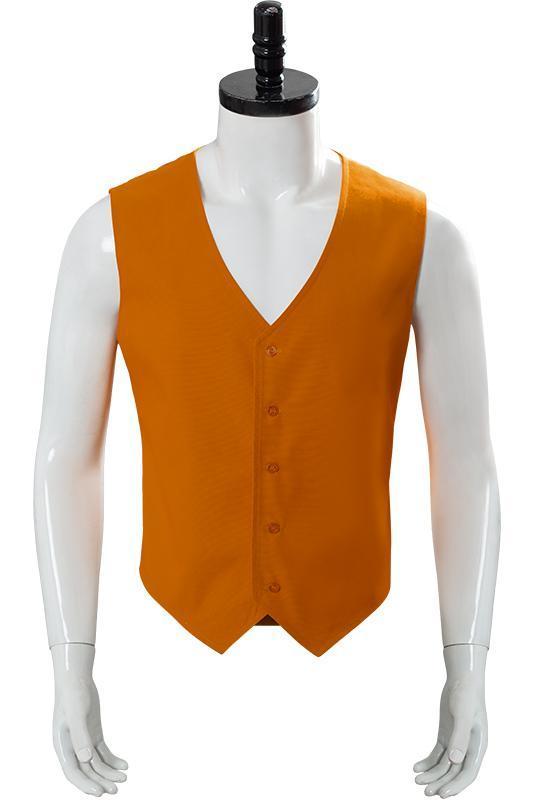 2019 Joker Joaquin Phoenix Arthur Fleck Vest Cosplay Costume