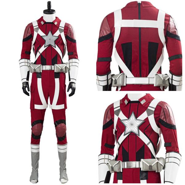 2020 Black Widow Halloween Carnival Costume Red Guardian Alexi Men Outfits Cosplay Costume