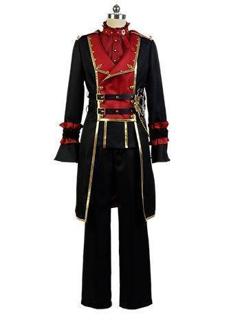 Ensemble Stars Unit Valkyrieibiki Leader Shu Itsuki Cosplay Costume