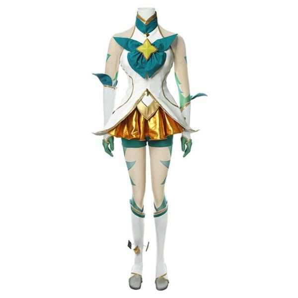 LOL Star Guardian Neeko Cosplay Costume