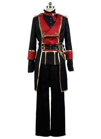 Ensemble Stars Unit Valkyrieibiki Mika Kagehira Cosplay Costume