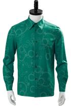 2019 Joker Joaquin Phoenix Arthur Fleck Shirt Cosplay Costume