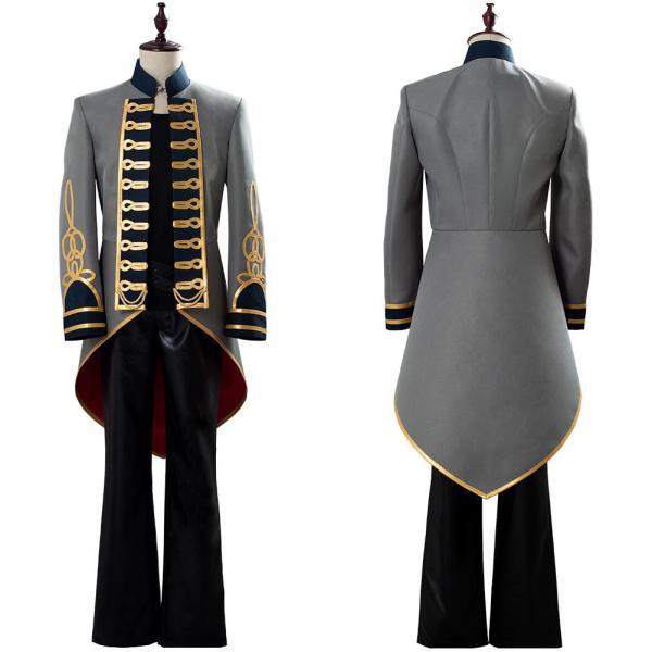 Hypnosis Mic Aimono Jyushi Division Rap Battle DRB 14th Moon Bad Ass Temple Outfit Cosplay Costume