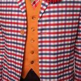 Movie Joker Joaquin Phoenix Arthur Fleck Jacket Cosplay Costume