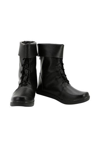 Green Arrow Cosplay Boots Shoes Custom Made